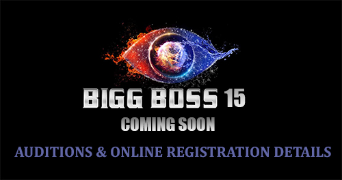 bigg boss 15 audition form