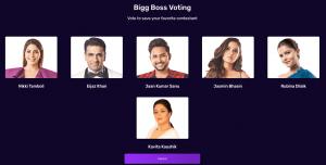 Bigg Boss 14 7th Week Vote