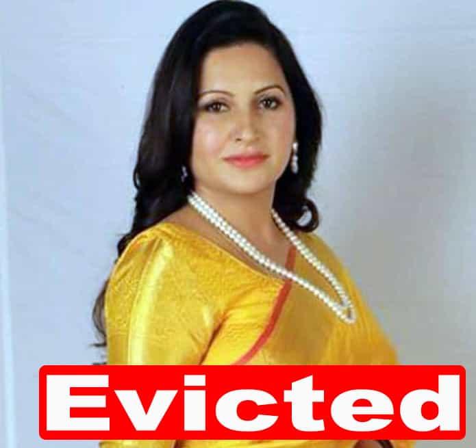 Sonali Phogat evicted