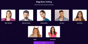 Bigg Boss 17th Week Vote